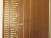 Umdoni Park Golf Course -  Honours Board - Bob Henderson Seniors