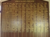 Umdoni Park Golf Course -  Honours Board - Presidents - Captions - Champions and other winners
