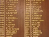 Umdoni Park Golf Course -  Honours Board - Reynolds Family Memorial Trophy