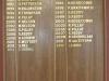 Umdoni Park Golf Course -  Honours Board - Wdndham Austin Trophy