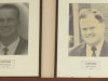Umdoni Park Golf Course - Office Bearer Porttraits - Captains Abuthnot - McLean - Clemo - Henderson