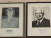 Umdoni Park Golf Course - Office Bearer Porttraits - Presidents -  Grice - Reynolds - Jones - Horne