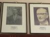Umdoni Park Golf Course - Office Bearer Porttraits - Presidents Reynolds - Grice - Vernon Crookes