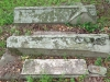 Pinetown - St Andrews Churchyard - 1870 to 1956 - Grave Beatrice Crompton (1945) and Agnes (1930)