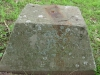Pinetown - St Andrews Churchyard - 1870 to 1956 - Grave - unreadable plinth