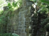 Paradise Valley Reserve - Remnants of 1887 waterworks and storage dam spillway (1)