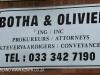PMB Chapel Street - Thomas Baynes city residence offices Botha & Olivier