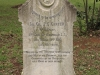 Fort Napier Cemetery L Cpl Jg carter 1910