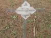 Fort Napier Cemetery Pvt A Reid 1902