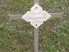 Fort Napier Cemetery Pvt J Burke 1904