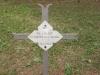 Fort Napier Cemetery Pvt J Mcbride 1901