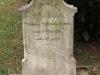 Fort Napier Cemetery Pvt J major 1910