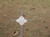 Fort Napier Cemetery Pvt OD McKenzie 1902