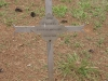 Fort Napier Cemetery Pvt W Potter 1901