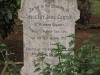 Fort Napier Cemetery Sgt John Carter 1912