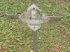 Fort Napier Cemetery Trooper WJ Morris 1903