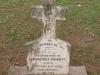 Fort Napier Cemetery wife of Conductor F Primett 1906
