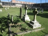 fort-napier-military-cemetery-grave-cluster