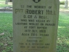 fort-napier-military-cemetery-grave-robert-hill-22nd-regt-1869-by-lightning-on-parade-ft-napier