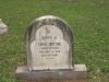 Fort Napier Cemetery Edwin Sumption 1900