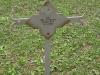 Fort Napier Cemetery Gunner j Weller 1900