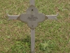 Fort Napier Cemetery Private A Clarke 1900