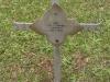 Fort Napier Cemetery Pvt E Sawyer 1900