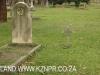 Fort Napier Cemetery Pvt Ew Whileock 1900)