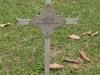 Fort Napier Cemetery grave Gunner HA Perrin 1900
