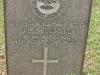 Fort Napier Cemetery CWGC Aicraftman JF Mitchell