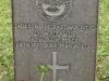 Fort Napier Cemetery CWGC Aircraftman DW Davis