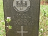 Fort Napier Cemetery CWGC Captain CE Ohara