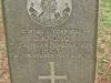 Fort Napier Cemetery CWGC Corporal D Kagiso