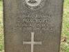 Fort Napier Cemetery CWGC Corporal L Foxcroft