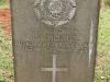 Fort Napier Cemetery CWGC Driver CE Pillinger