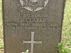 Fort Napier Cemetery CWGC Driver D Clarke