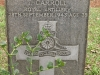 Fort Napier Cemetery CWGC - Gunner T Carroll