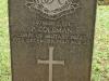 Fort Napier Cemetery CWGC Lance Corporal P Coleman