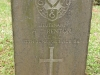 Fort Napier Cemetery CWGC Lt AE Renton