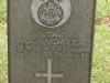Fort Napier Cemetery CWGC Lt. Ac Hardwick