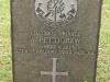 Fort Napier Cemetery CWGC Private W Pettigrew