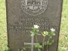 Fort Napier Cemetery CWGC Pvt GW Edwards