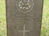 Fort Napier Cemetery CWGC Pvt  J Clark