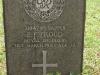 Fort Napier Cemetery CWGC - Sapper EF Froud