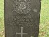 Fort Napier Cemetery CWGC - Sapper S Chandler