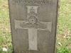 Fort Napier Cemetery CWGC grave  Gunner JRE Moppett Royal Artillery 1943