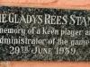 PMB - Kershaw Park Tennis Club - Gladys Rees Stand - 1959 (2)