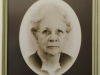 Longmarket Girls School - Headmistress Portraits - Miss A Mileman 1946-1956