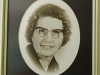 Longmarket Girls School - Headmistress Portraits - Miss E Peechey 1968-1978