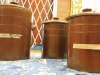 Longmarket Girls School - Memorabilia - Ceramic Jars (2)
